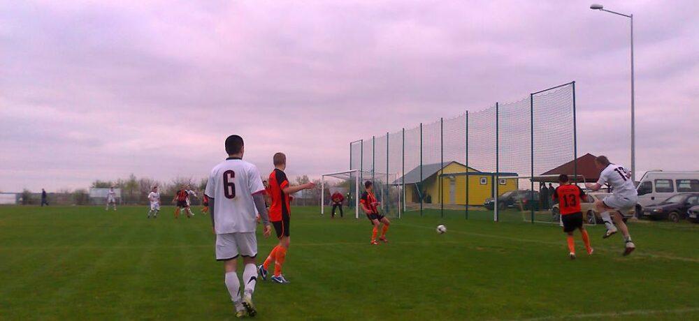 Zaległy mecz 18 kolejki – Victoria – Huczwa Tyszowce