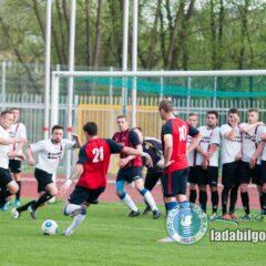 Zaległy mecz 17 kolejki z Ładą Biłgoraj
