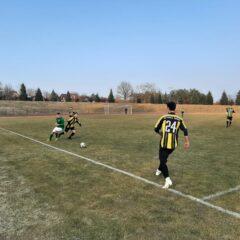 Sparing: Sparta Rejowiec Fabryczny – Victoria 1:0