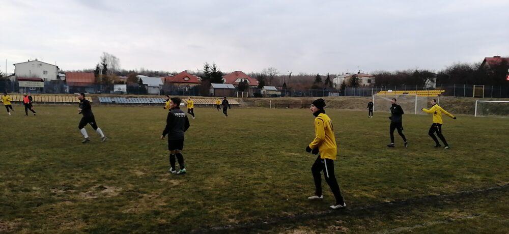 Sparing: Stal Poniatowa – Victoria 0:2