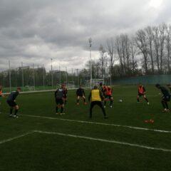 5 kolejka – mecz z Lutnią Piszczac – grupa mistrzowska