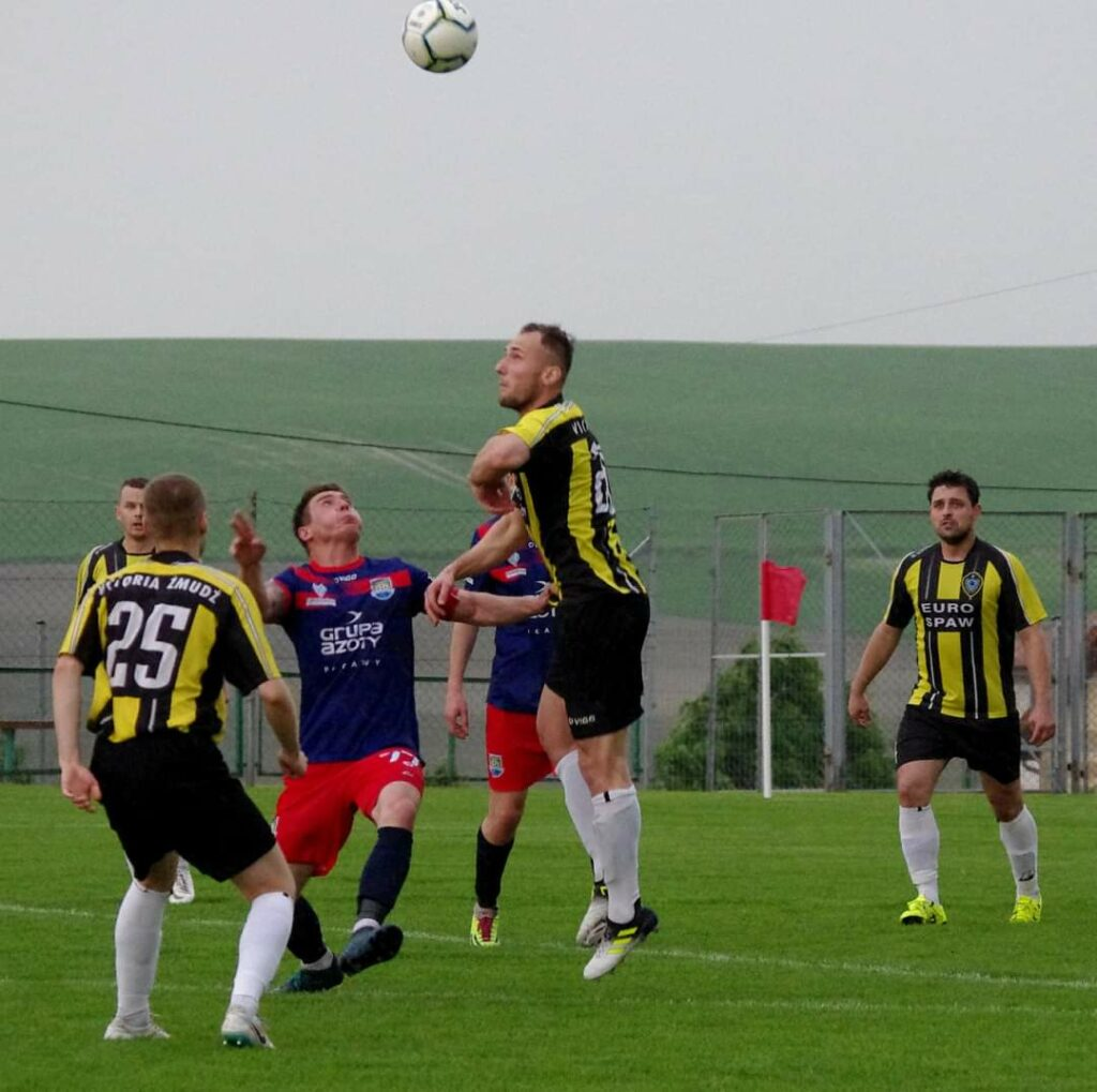 12 kolejka – mecz z Powiślakiem Końskowola – grupa mistrzowska