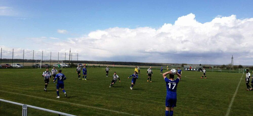 11 kolejka – mecz z Lutnią Piszczac – grupa mistrzowska